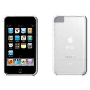 Belkin Apple iPod Touch 2G Polycarbonate sleek protective acrylic Case...
