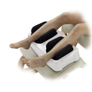 Health & Fitness: HoMedics FC-100 Dual Shiatsu Leg Foot & Calf Massager vibration Infrared Heat