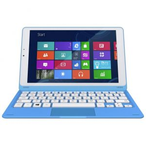 Tablets: Kurio Smart 2 in 1 Tablet 8.9 inch Windows 8.1 Boxed with Keyboard 32GB SDD