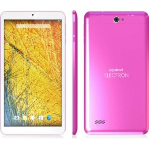 Tablets: HipStreet Electron 8 inch LCD Tablet 8GB Quad Core Android Lollipop Bluetooth Pink
