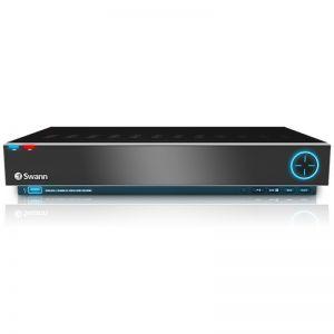 CCTV: Swann DVR8 3000 960H 8 Channel D1 Digital Video Recorder 4x Audio 1TB CCTV HDMI