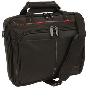 Laptop Accessories: Targus CN312 XS Clamshell Deluxe Laptop Case Fits Up to 12.1 inch Notebook Bag Black