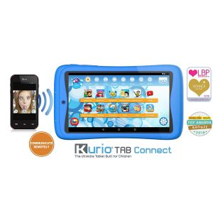 KURIO TAB CONNECT 7 inch Kids 16GB Android 6 Tablet - Blue