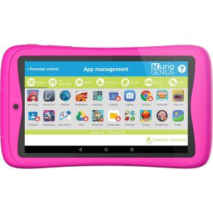 KURIO TAB CONNECT 7 inch Kids 16GB Android 6 Tablet - Pink