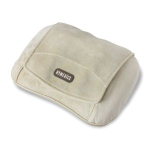 Homedics Shiatsu SP-19H Plush Cushion Back Neck Shoulder Lumbar Heated Massage