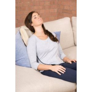 Health & Fitness: Homedics Shiatsu SP-19H Plush Cushion Back Neck Shoulder Lumbar Heated Massage