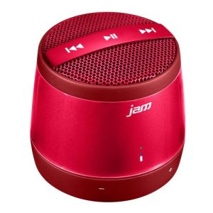 HMDX HX-P550RD JAM Touch iPod iPhone Rechargeable Bluetooth Wireless Speaker Red