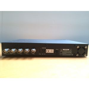 CCTV: Friedland Response CCTV CA7 4 Channel DVR 80GB SATA HDD Motion Trigger Recording