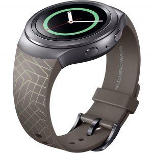 Gadgets & Gifts: Official Samsung Gear S2 Strap Band Bracelet SRR72MDE Mendini Designer Edition