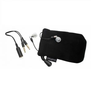 Headphones: Creative HS-930i2 in-ear Headset with in-line Remote and Mic For iPhone/iPad/iPod