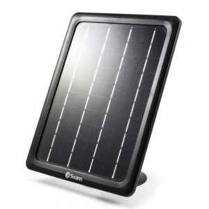 CCTV Accessories: Swann Solar panel Add-On For Swann Smart Security Camera SWWHD-Intcam Cloud USB