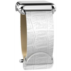 Gadgets & Gifts: Genuine Leather Watch Strap X-Doria Lux Band Chrome Pin Buckle Apple Watch 38mm
