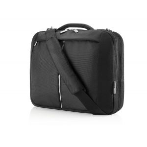Belkin FlyThru Classic Laptop Case Fits Up to 15.4 inch Notebook Bag Black