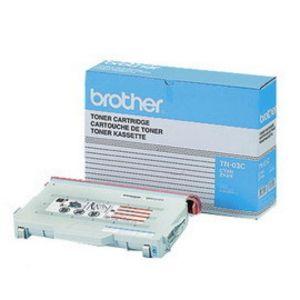 Printer Accessories: Original Genuine Brother 2600 Laser Printer Toner Cartridge - Cyan TN-03C