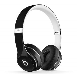 Genuine UK Stock Apple Beats by Dr. Dre Solo 2 Headphones Luxe Edition - Black