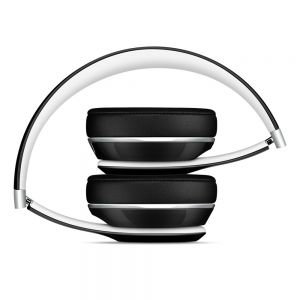 Full Size: Genuine Brand New UK Stock Apple Beats by Dr. Dre Solo 2 Headphones Luxe Edition - Black