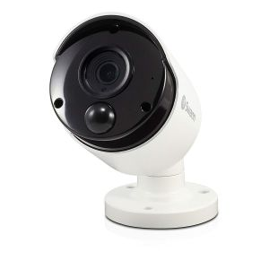 CCTV Cameras: Swann NHD-865 5MP Thermal Motion Sensing HD Bullet Security Camera For NVR-7450