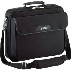Laptop Accessories: Targus OCN1 Traditional Notepack Laptop Case Fits Up to 15.4 inch Notebook Bag Black