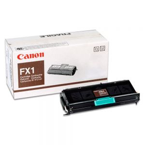 Printer Accessories: Original Genuine Canon FX1 Laser Printer Black Toner Cartridge For FaxPhone L LBP