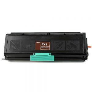 Printer Accessories: Original Genuine Canon FX1 Laser Printer Black Toner Cartridge For FaxPhone L LBP