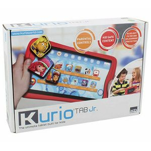 Tablets: KURIO TAB JUNIOR 7inch Kids Tablet PC 1GB Ram Android 6 Marshmallow Red 8GB
