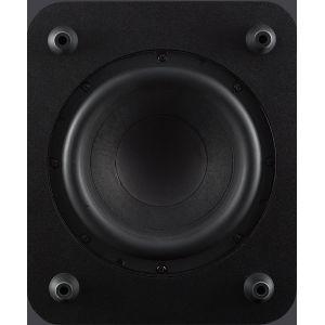 Sound & Vision: KitSound Encore Curved Soundbar With Wireless Subwoofer Home Cinema Bluetooth Speaker Black