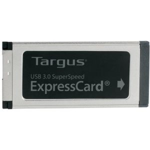 Targus ACA34EU USB Port 2.0 3.0 Super Speed Express Card Adapter Laptop Notebook
