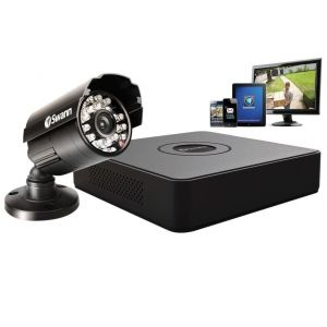 Swann DVR4-1501 4 Channel 1x 540 TVL PRO-510 Security Camera