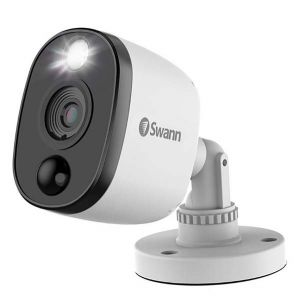 Swann PRO 1080MSFB Heat-Sensing 1080p HD Flash Bullet Camera