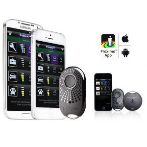 iphone Accessories: Kensington Proximo K39565 Kit Bluetooth Tracker Android iOS iPhone iPad Samsung