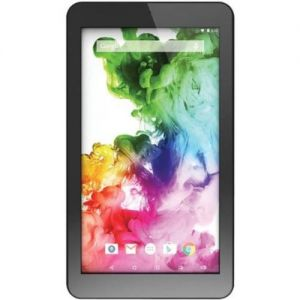 Tablets: Hipstreet Titan 4 Quad Core Android 5.0 Lollipop 7 inch Tablet PC With Web Camera 8GB Bluetooth Black
