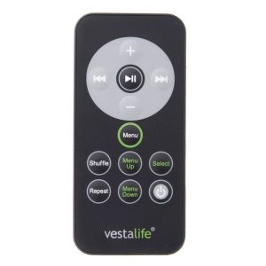 iPod Speaker Docks: VestaLife LadyBug II 2 Speaker Dock iPod iPhone Aux In MP3 Player Mobiles - Silver