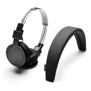 Headphones: Urbanears Plattan ADV Wireless Bluetooth Lightweight Foldable Headphones - Black