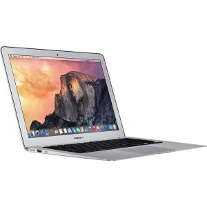 Laptops: Apple MacBook Air 13.3 inch Core i7 8GB 256GB Laptop (A1466 MQD42L/L) NORDIC Layout 2017 - Silver