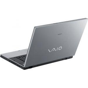 Used Laptops: Sony Vaio VGN-BX297XP Intel Pentium 17 Inch Laptop 2GB 80GB Grey SV05