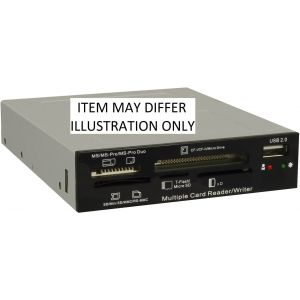 Accessories: Internal USB SDHC Micro SD MMC CF Sony Pro Duo XD TF PC Memory Card Reader