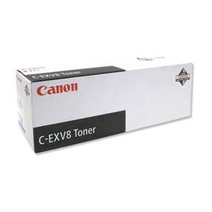Printer Accessories: Original Genuine Canon C-EXV8 Magenta Toner Cartridge For iR C3200 CLC 3220N