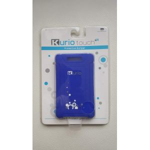 Kurio Touch 4S Pocket Protective Bumper Silicon Skin Absorb Impact - Blue