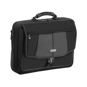 Targus TCC014EU Blacktop With DPS Laptop Case Fits Up to 15.6 inch Notebook Bag Black