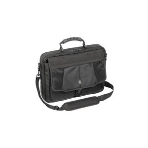 Laptop Accessories: Targus TCC014EU Blacktop With DPS Laptop Case Fits Up to 15.6 inch Notebook Bag Black