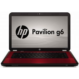 HP Pavilion G6-1210ea 15.6 inch Laptop Intel Core i3 2330M Core 6GB RAM 320GB HDD Windows 7 Home Premium Red - G6-1210ea