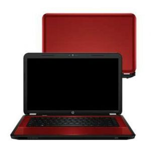 Laptops: HP Pavilion G6-1210ea 15.6 inch Laptop Intel Core i3 2330M Core 6GB RAM 320GB HDD Windows 7 Home Premium Red - G6-1210ea