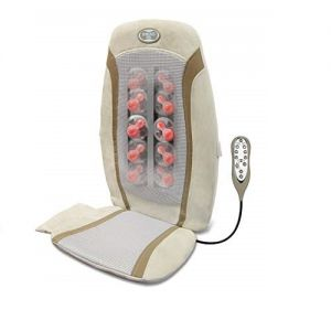HoMedics SGM-305H-EU Gel Shiatsu Back Massager With Heat