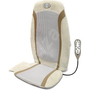 Health & Fitness: HoMedics SGM-305H-EU Gel Shiatsu Back Massager With Heat