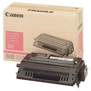 Original Genuine Canon PC 30 Black Toner Cartridge 1487A003 F41-2602-040