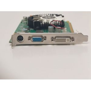 Graphics Cards: Inno3D GeForce 7600GS 256MB DDR2 Graphics Card 128-bit DVI TV Nvidia PCI Express