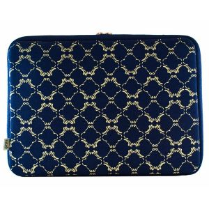 ISIS DEI Riviera Laptop & Macbook Pro Sleeve 15.4 inch Neoprene Blue