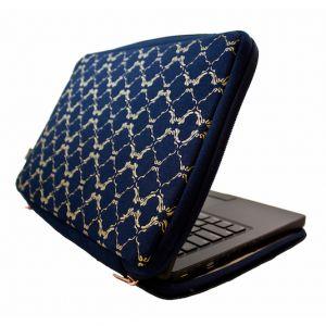 Laptop Accessories: ISIS DEI Riviera Laptop & Macbook Pro Sleeve 15.4 inch Neoprene Blue