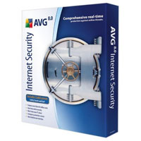 AVG Internet Security 8.0 - 3 User Edition (Free upgrade to 9.0) - 2 Years Subscription (PC) �10.99