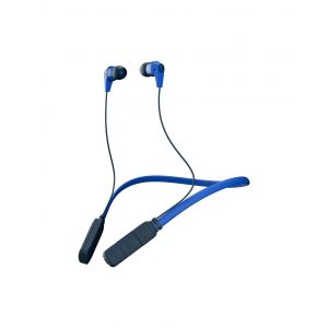 SKULLCANDY INK'D Wireless Bluetooth In-Ear Headphones Mic Lightweight Upto 8 Hr Battery Life - Blue